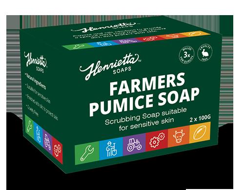 Farmers-Pumice-Soap--2x100g