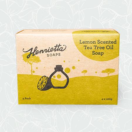 Lemon-scented-tea-tree-oil-soap-4x100g