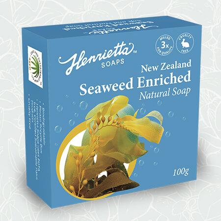 Natural-Soap-Soft-Seaweed-100g