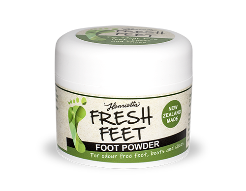 Fresh Feet Foot Powder